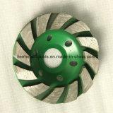 Диамант меля конкретный инструмент камня Masonry диска колеса чашки конкретный