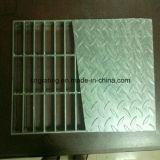 Compuesto placa de acero enrejado de Ingeniería