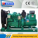 Fase de la capacidad 100kw 3 generador del diesel de 50 hertzios