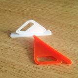 Пластмасса PP вешалки вешалки коробки пластичная упаковывая гостеприимсво вешалки к Customed