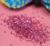 Pointback 가벼운 로즈가 최상 도매 모조 다이아몬드에 의하여 1.2mm 못 예술 Pixie를 위해 단추를 끼운다