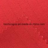 Flama à prova de fogo do algodão do preço do Manufactory - tela de algodão cinzenta do Twill retardador