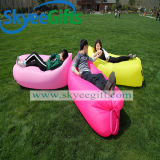 Wasserdichtes aufblasbares Schlafsack-Luft-Nichtstuer-Sofa