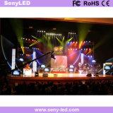 단계 성과를 위한 LED 임대 스크린