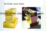 Equipo portable de la belleza del retiro del pelo del laser del diodo 808nm de la potencia grande