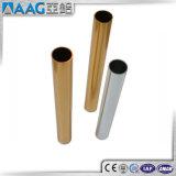 Tubo de aluminio anodizado vario color
