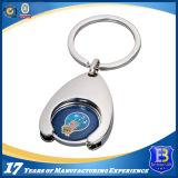 Изготовленный на заказ монетка вагонетки утюга с мягкой эмалью (Ele-TC012)