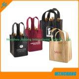 Bolo de compras não tecido de PP laminado, sacola de sacola, saco de refrigerador, saco de lona