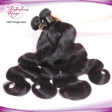 Das meiste populäre Haar-Webart-Karosserien-Wellen-preiswerte Jungfrau-Inder-Haar