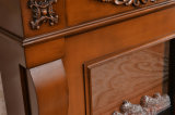 Cheminée électrique de forces de défense principale de type de meubles européens de salle de séjour (324B)