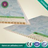 2017 panneaux de plafond en bois neufs de PVC de matériau de construction de modèle/panneau de mur