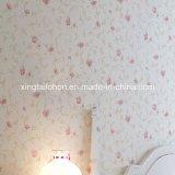 Venta al por mayor impermeable de pared de decoración de pared de PVC 3dwallpaper