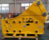 Hydraulischer brechender Hammer, Exkavator-Unterbrecher-Hammer