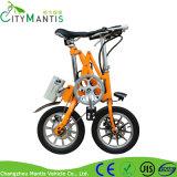 E-Bici plegable 14inch en la aleación de aluminio