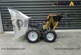 E начинает Dumper двигателя миниый с двойным переднего ведром колеса и Galvanzing горячего DIP