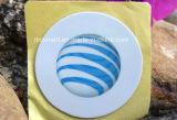 RFID ID 칩 스마트 카드 스티커가 싼 작은 Ntag215에 의하여 NFC 표를 붙인다