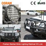 Luz campo a través impermeable de 8.5inch 168W LED para el jeep