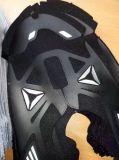 Hydraulische doppelte Schuh-Oberleder-Hochfrequenz-prägenmaschine