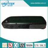 Bateria de lítio do bloco 48V 17ah 13s5p da bateria do OEM Hl-01-2 para a E-Bicicleta