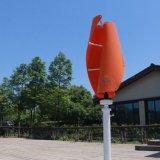 generador de viento vertical 600W con el regulador de la carga