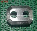 Подгонянный вал металла CNC подвергая механической обработке при покрынная мычка