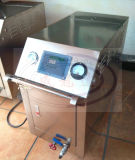 Macchina del lavaggio di automobile del vapore di Wld1060-220V/lavatrice elettriche automatizzate mobili durevoli dell'automobile