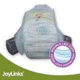 Qualitätsgarantie-bequeme Baby-Windel 100% mit hoher Absorption