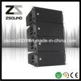 DJ-Geräten-Tonanlage-Zeile Reihen-Lautsprecher PA-Lautsprecher-System 10 Zoll-leere Zeile Reihen-Lautsprecher
