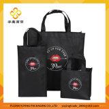 Personalizzare i sacchetti di Tote d'acquisto non tessuti di modo (YYNWB059)