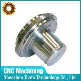 Commande numérique par ordinateur de précision usinant les pièces de usinage de bloc en aluminium solide en Chine