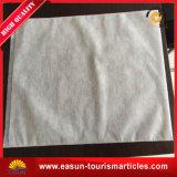 Cassa bianca per in volo, ammortizzatore della cassa del cuscino, federa a gettare del cuscino di disegno semplice