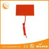 Warmhoudplaat Slicone op hoge temperatuur van de Motor van de Hitte de snel Elektrische Algemene Rubber Flexibele