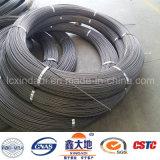 do PC 1670MPa do ferro do fio aço de liga de alta elasticidade não com reforços espirais