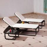 Ротанг мебели сада отдыха напольный/Wicker стул палубы салона подлокотника