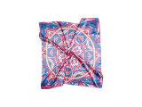 La bufanda de seda de imitación (30 * 30 cm)