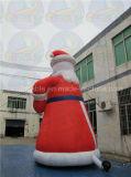 クリスマスの装飾膨脹可能なサンタクロースの父のクリスマスの使用料