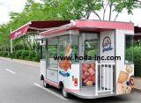 Шина удобоподвижности торта хлебопекарни, автомобиль 80km/Charge магазина быстро-приготовленное питания трицикла (CC4000-B)