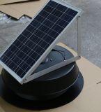 ventilateur de grenier 30W actionné solaire avec le moteur sans frottoir aux Etats-Unis
