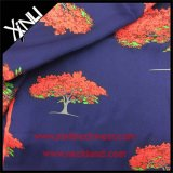 Long Printed High Fashion Designer Silk Scarf