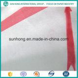 일요일 홍 고품질 제지 공장은 폴리에스테 펠트를 이용했다