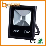 Imperméable IP67 Outdoor Garden AC85-265V 20W COB LED Floodlight