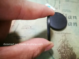 De wasbare Markeringen Op hoge temperatuur Dia 20mm van het Muntstuk van de Spaander van de Wasserij RFID van de Weerstand