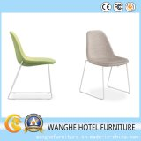 Modern Living Room Hotel Furniture Restaurant Metal Steel Dining Chair