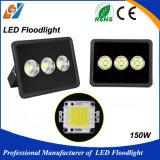 Luz de inundación impermeable al aire libre de la buena calidad 150W LED