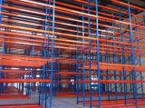 Racking selettivo del pallet di goccia della rottura del magazzino