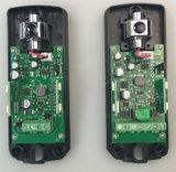 Sensores infravermelhos prendidos sinal da correlação do feixe para a porta automática