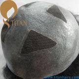 Toupee svizzero del merletto del Toupee trasparente della pelle (TT584)