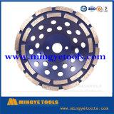 Rouleaux de matrices diamantaires durables pour granit