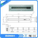 Indicatore luminoso del tubo del telaio rettilineo di Onn-M9t 24VDC LED integrato con la macchina di CNC