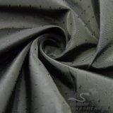Вода & Ветр-Упорной напольной Sportswear ткань 100% нити полиэфира жаккарда звезды стрельба вниз сплетенная курткой (53244)